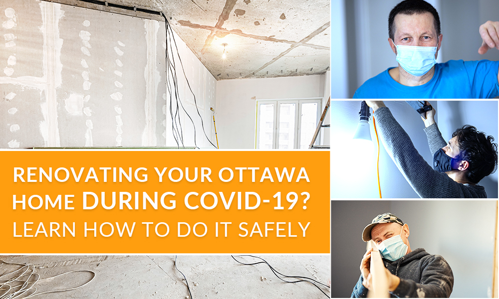 Renovating Your Home During COVID-19
