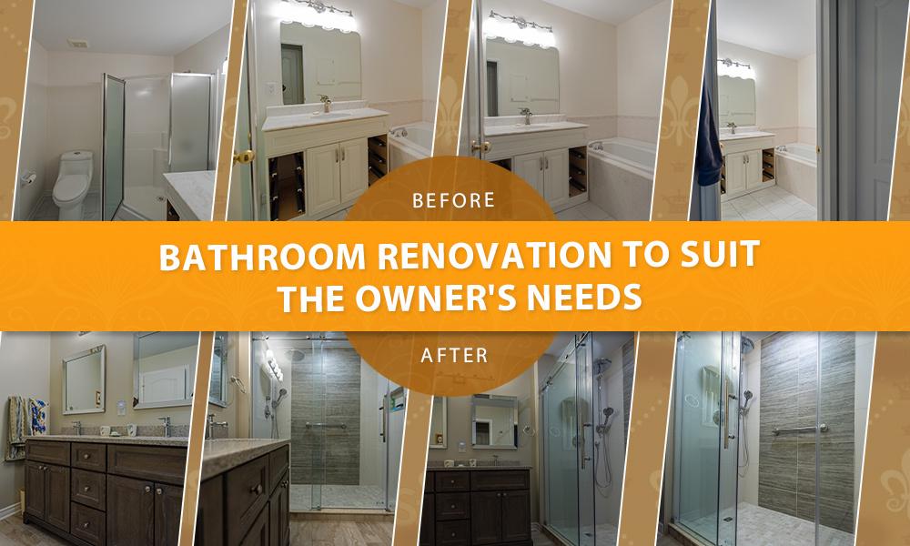 Custom Bathroom Renovations in Ottawa