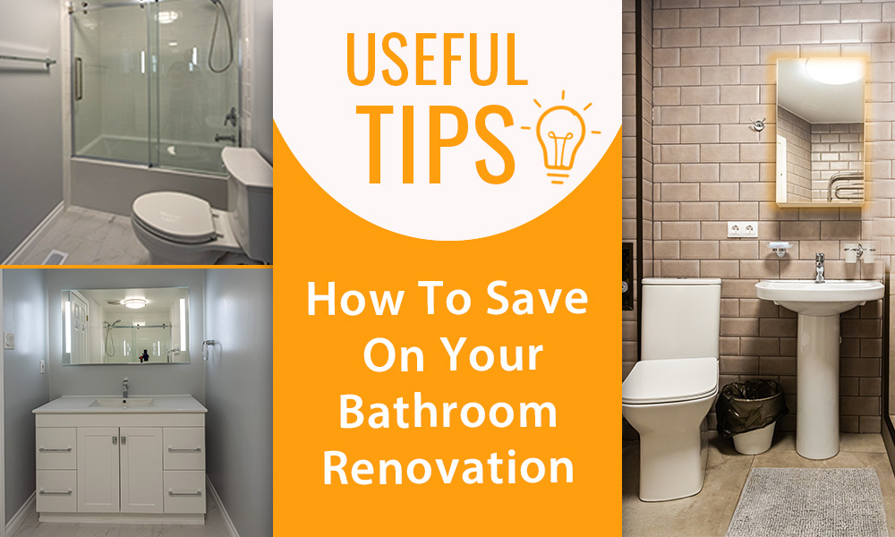 Save on Your Bathroom Renovation in Ottawa